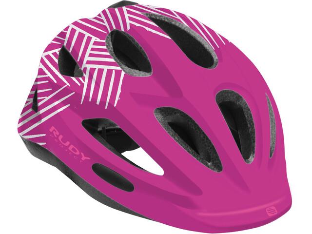 Rudy Project Rocky Helmet Purple-White Shiny